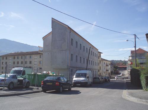 immeuble LA ROCHE SUR FORON